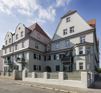 Weber-Ensemble Augsburg