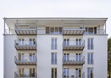 Mehrfamilienhaus München, Schwabing