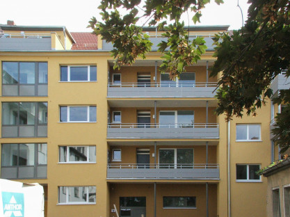Marktstraße Weimar