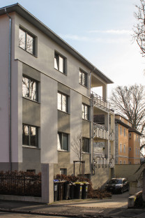 Mehrfamilienhaus mit Tiefgarage Weimar