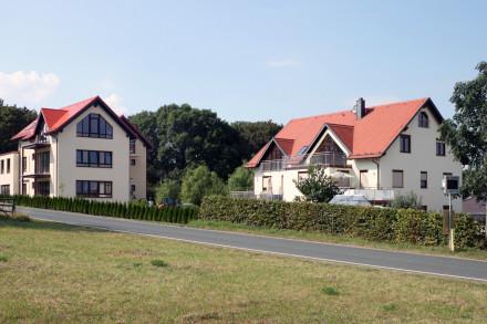 Mehrfamilienhäuser Ettersburg bei Weimar