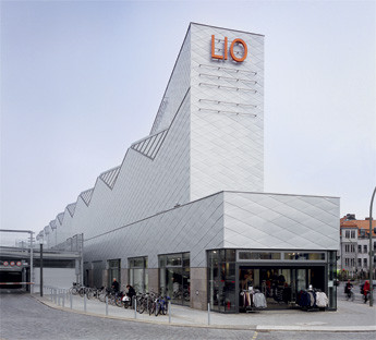 Einkaufszentrum LIO Berlin